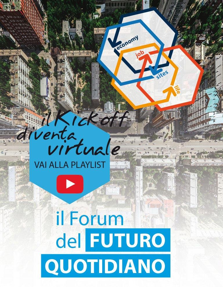 kick off - 13 marzo 2020